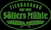 Logo von Sölter´s Mühle Tiernahrung GmbH